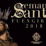 Cartel Semana Santa de la Agrupación de Hermandades y Cofradías de Fuengirola 2018
